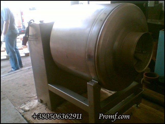 Massager 1000 l for meat processing, photo 1
