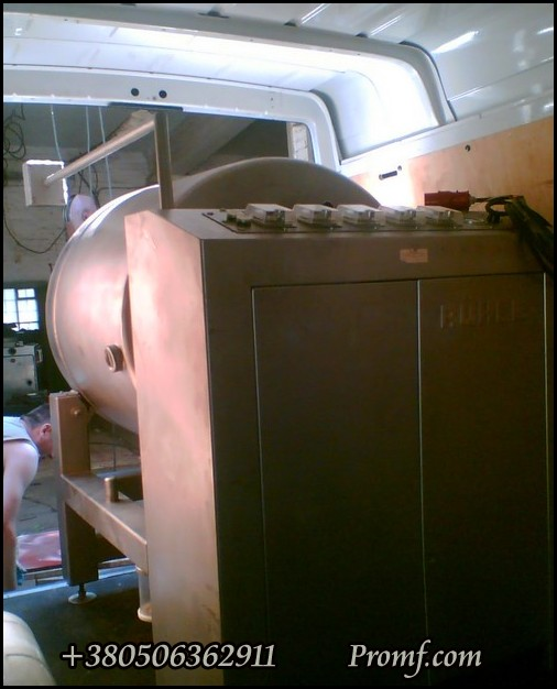 Massager 1000 l for meat processing, photo 3