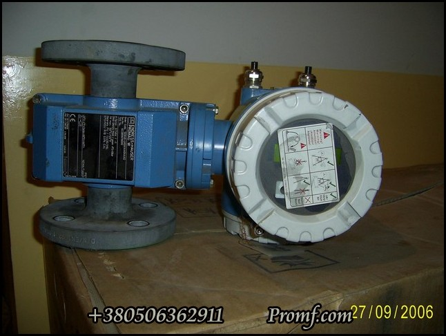 Promag electromagnetic counters milk, image 1