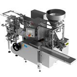 Processed cheese filling and wrapping machine - ARU