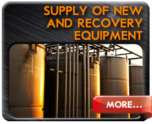 Supply of new and refurbished equipment
