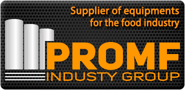 PROMF industrial group - supplier of equipment for food industry in Ukraine