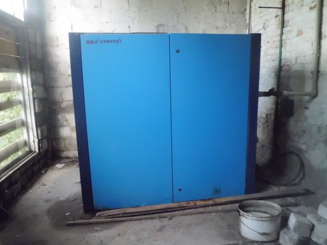 Screw air compressor 10 bar 6 m3 CompAir