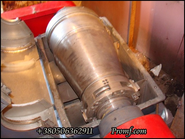 Centrifuge ОГШ 321 for fish slurry decantation, photo 1