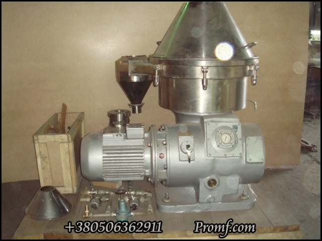 Cool cleaning separator А1 ОХО-10, photo 1