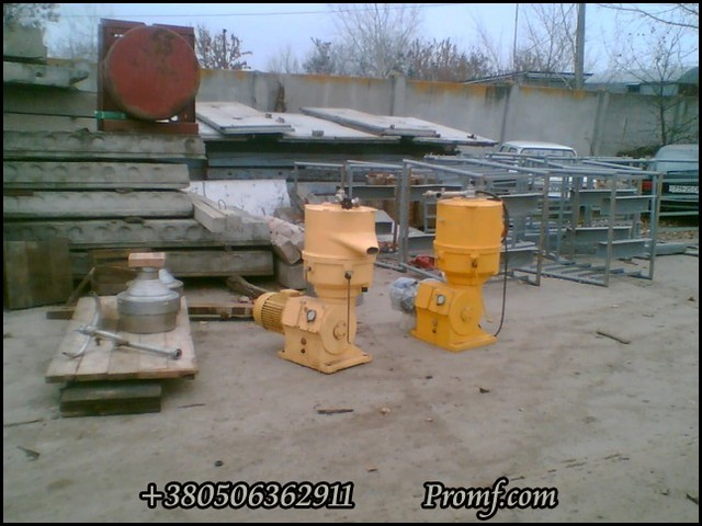 High-fat cream separator ОС2-Д500 (Russia), photo 1