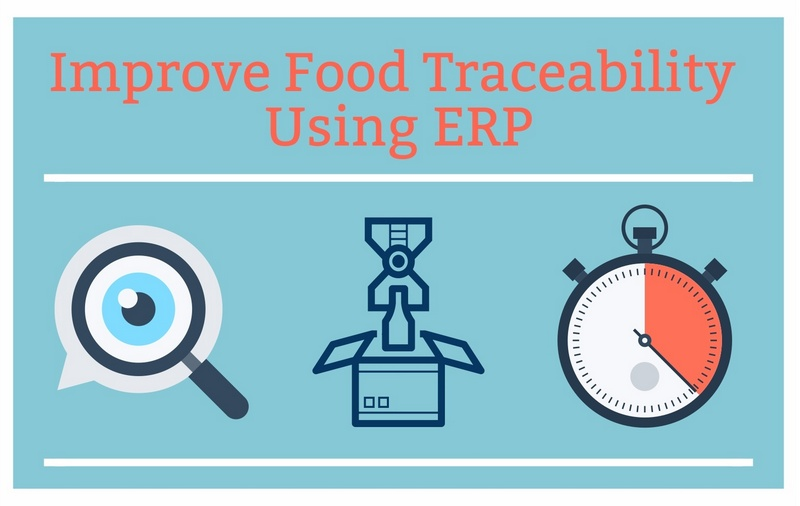 4 Ways to Improve Traceability in Food Manufacturing