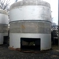 Stainless steel tanks 25 m3, steel 12Х18Н10Т