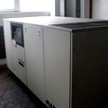 Screw compressor Ingersollrand to store 11 m3/min 10 atm